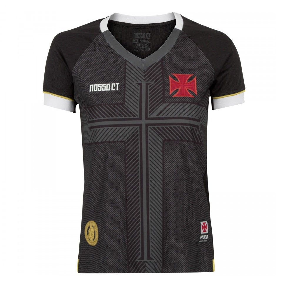Camisa Vasco da Gama CT Fan 20/21 Feminino