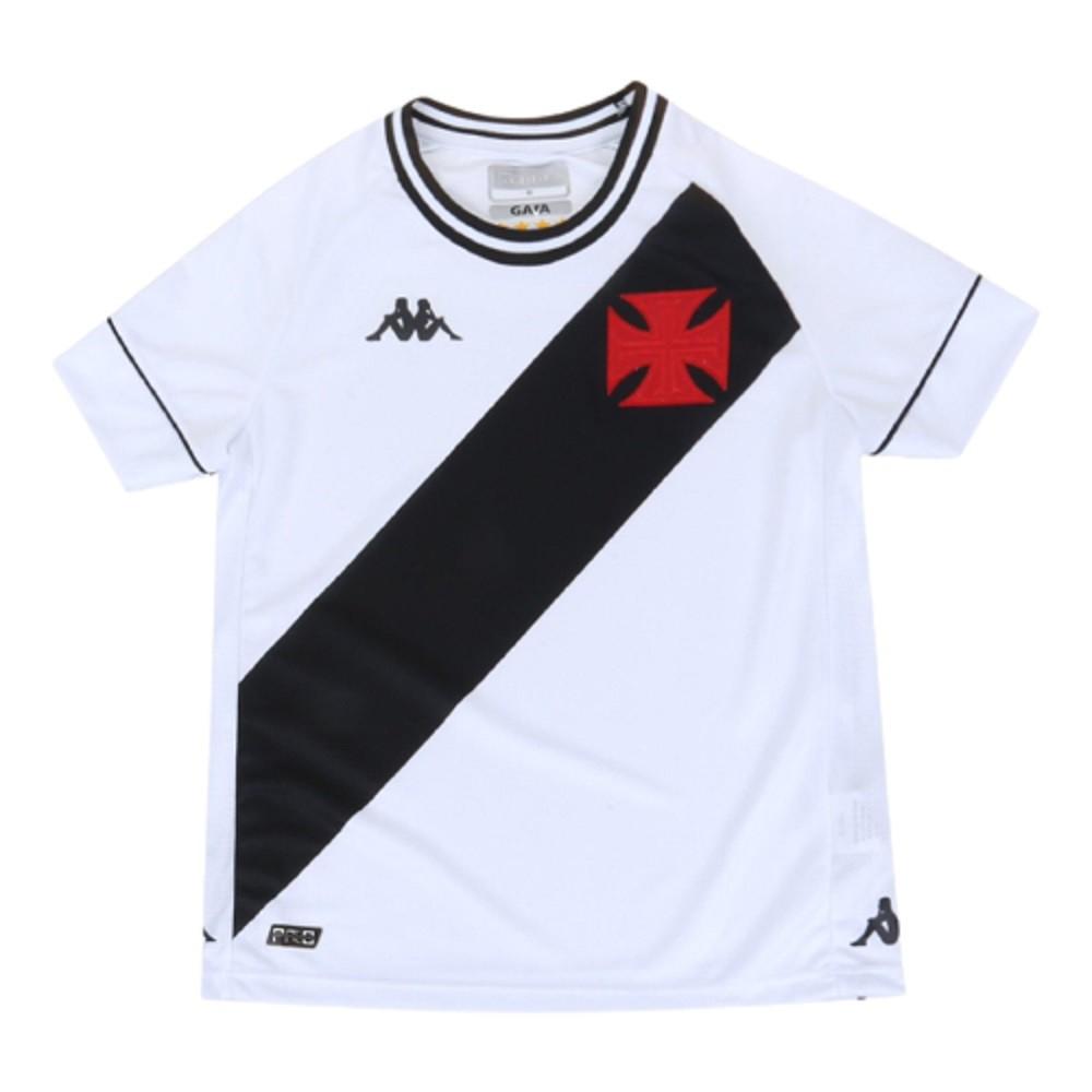 Camisa Vasco Infantil Of. 220/21 Kappa S/N° Torcedor