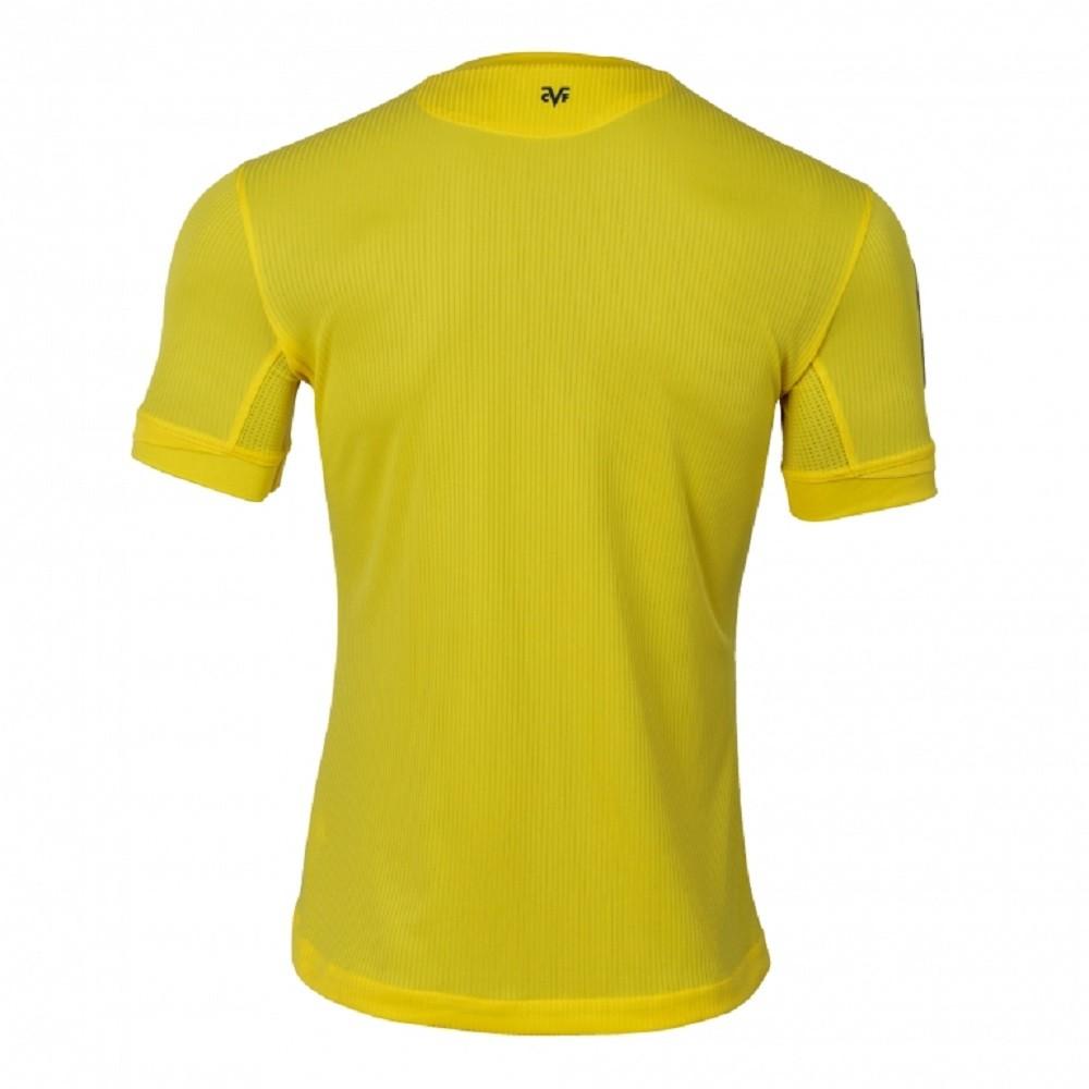 Camisa Villarreal Joma Home 20/21 Masculino Amarelo