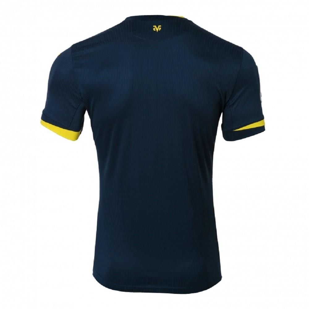 Camisa Villarreal Joma Away 20/21 Masculino Marinho