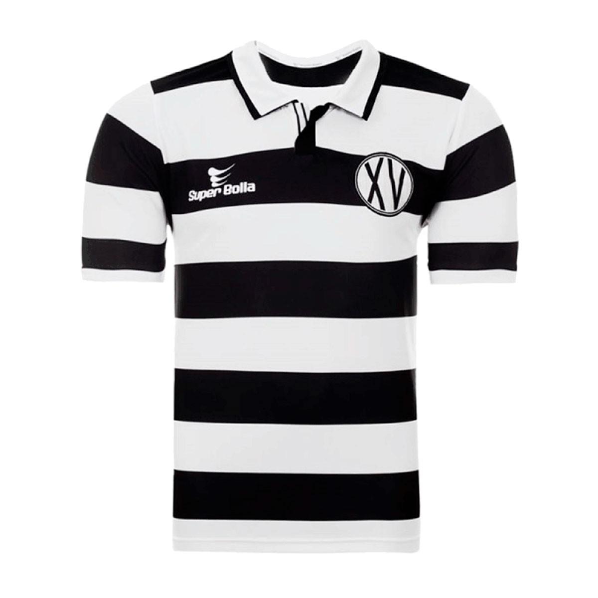 Camisa XV de Piracicaba Superbolla Home 2016