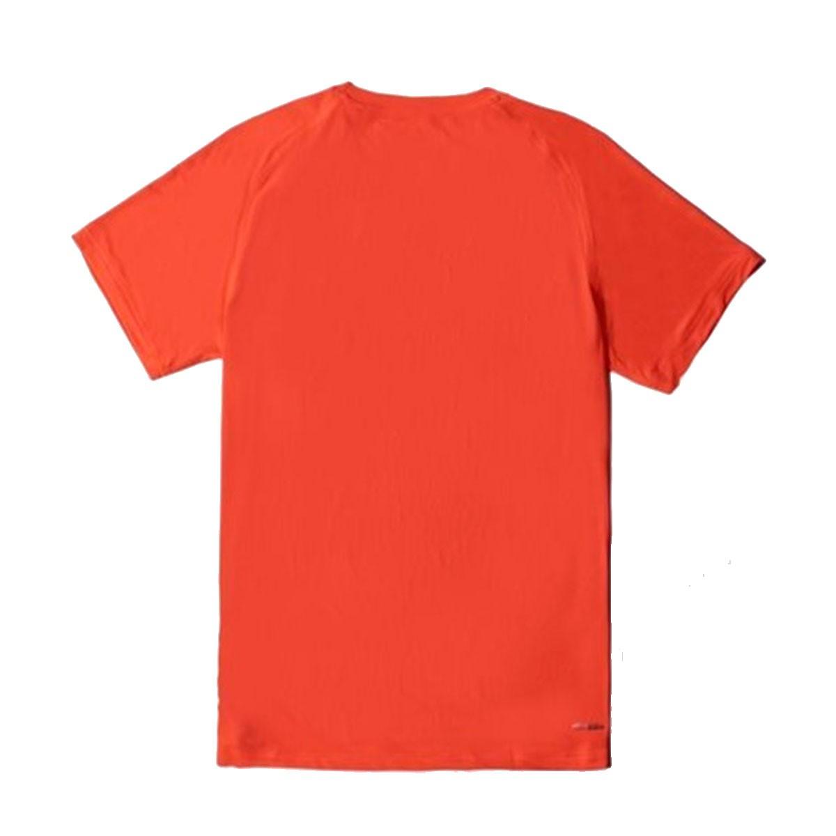 Camiseta Adidas Base Masculino Laranja
