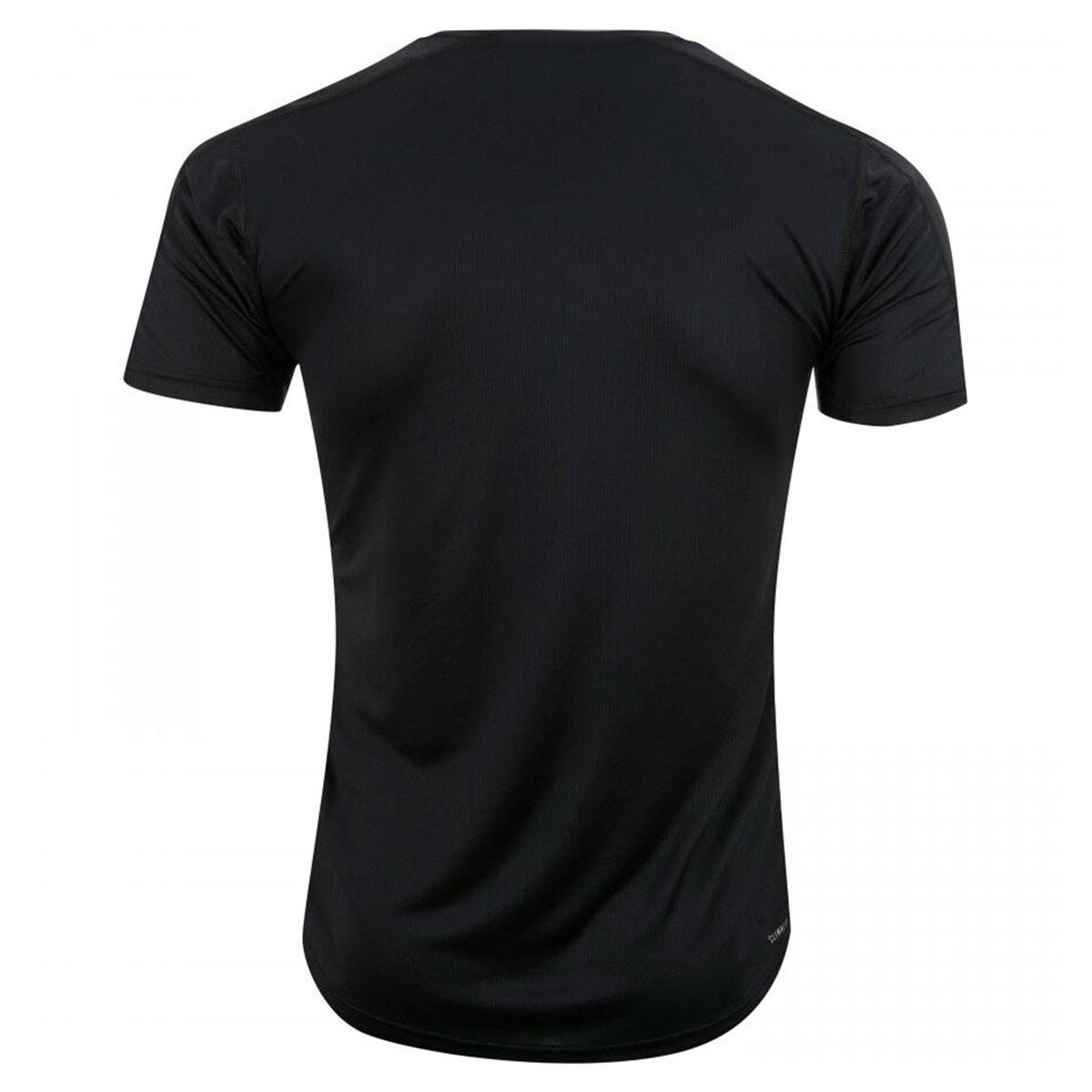 Camiseta Adidas D2M 3S Masculino - Preto