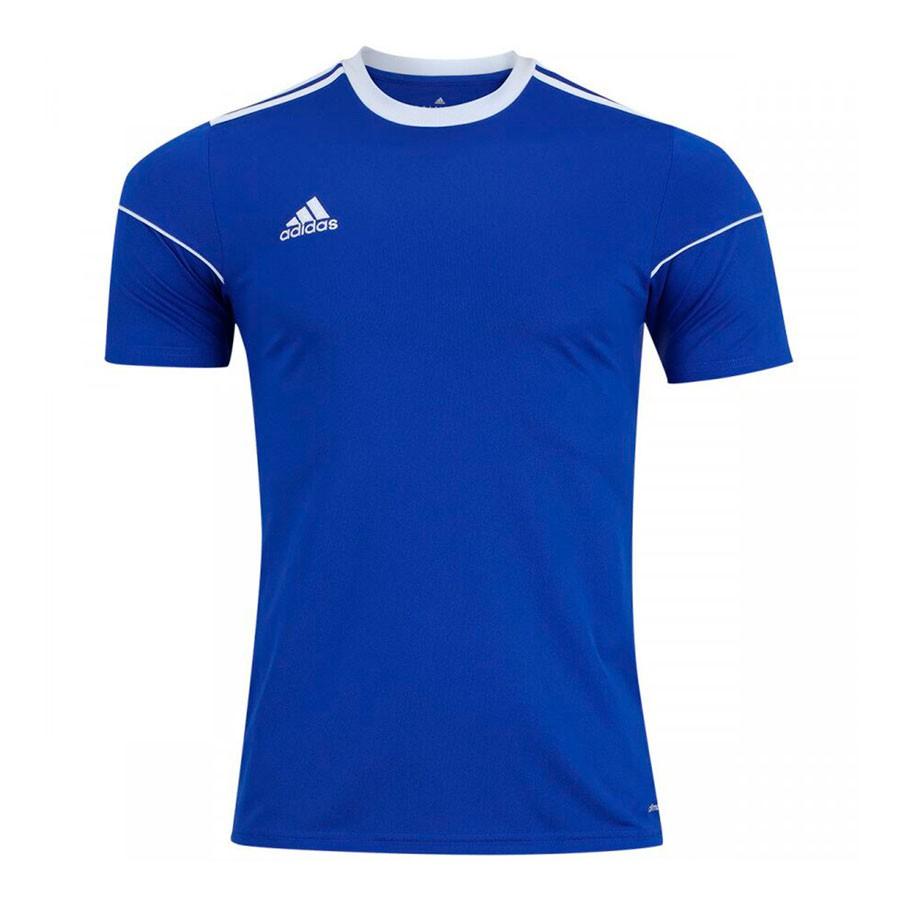 Camiseta Adidas Squad 17 Masculino Azul