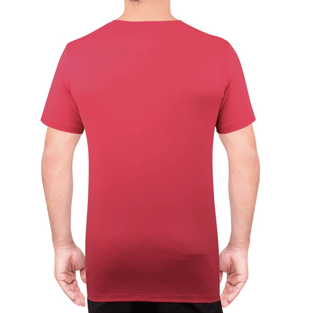 Camiseta Asics SS Top Graphic Rosa