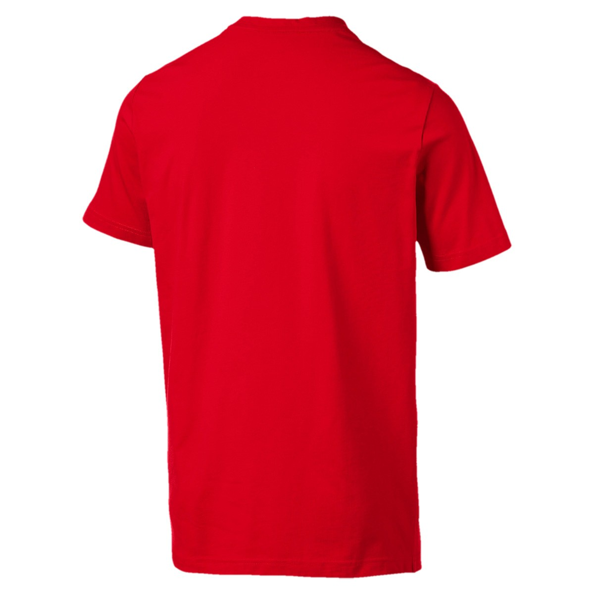 Camiseta Ferrari Puma Big Shield Tee - Vermelha - Masculina