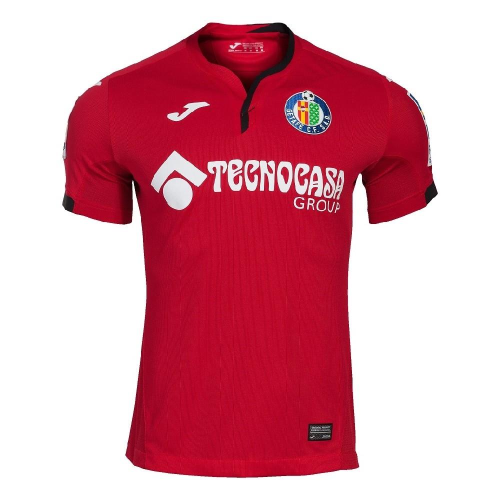 Camiseta Getafe Joma Away Masculino Vermelho
