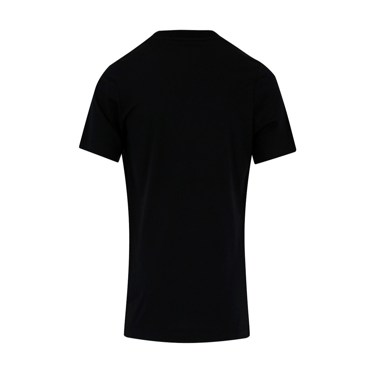Camiseta Infantil Nike B Nsw Tee Jdi Swoosh - Preta