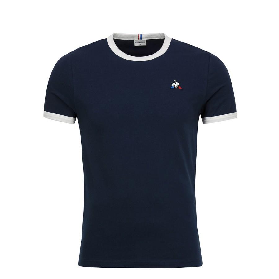 Camiseta Le Coq Bar a Tee - Ess Tee Ss N°4 Azul