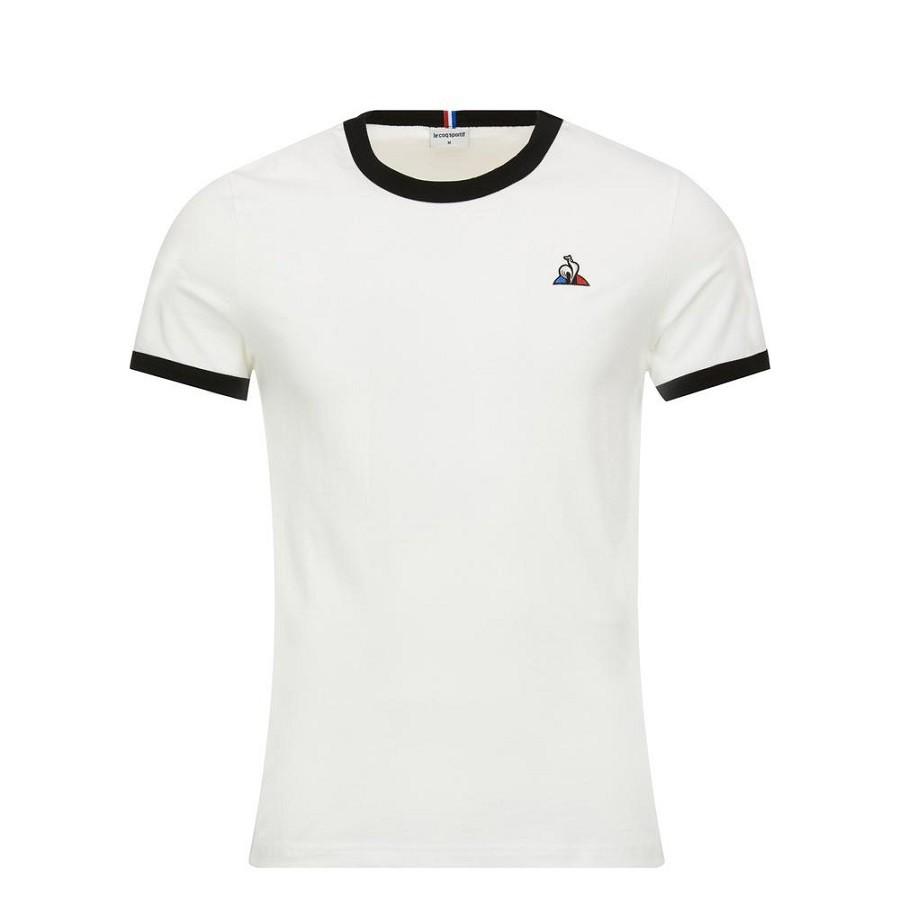 Camiseta Le Coq Bar a Tee - Ess Tee Ss N°4 Branco