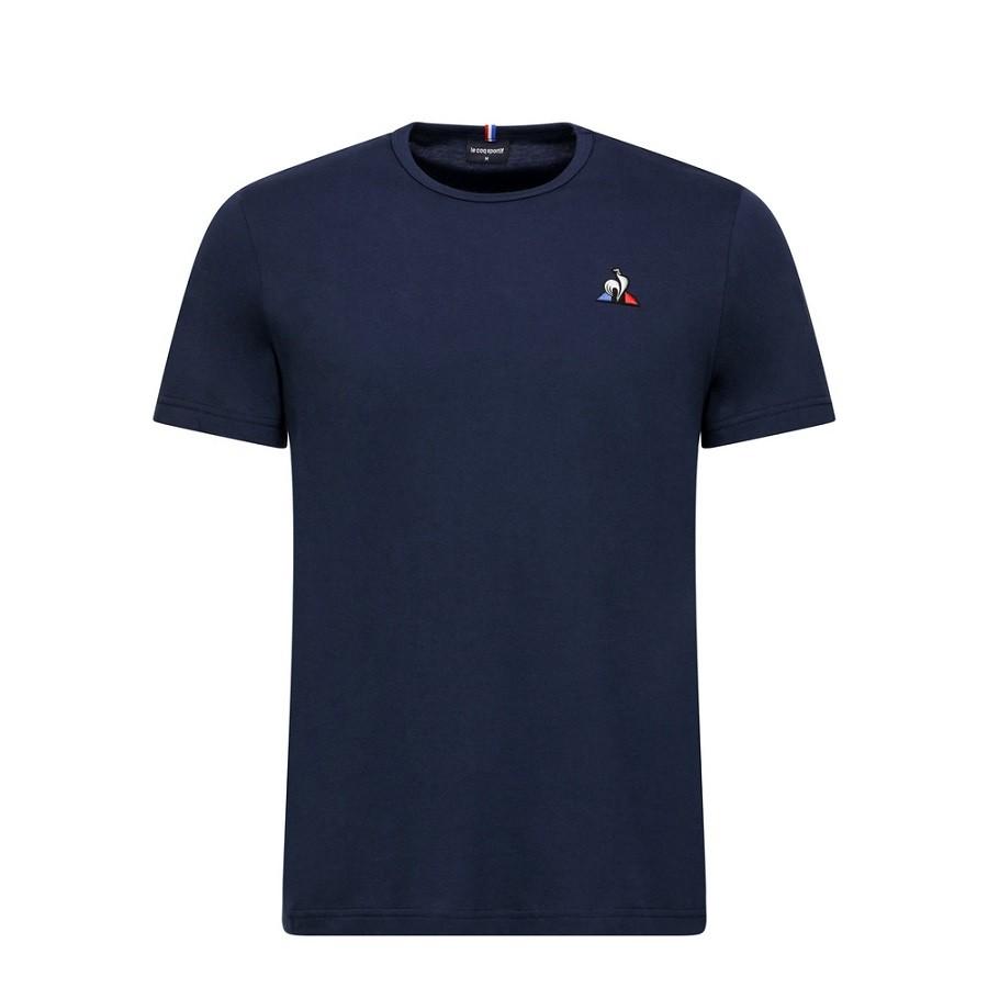 Camiseta Le Coq Sportif Essentiels Ess Tee SS N°2 Azul