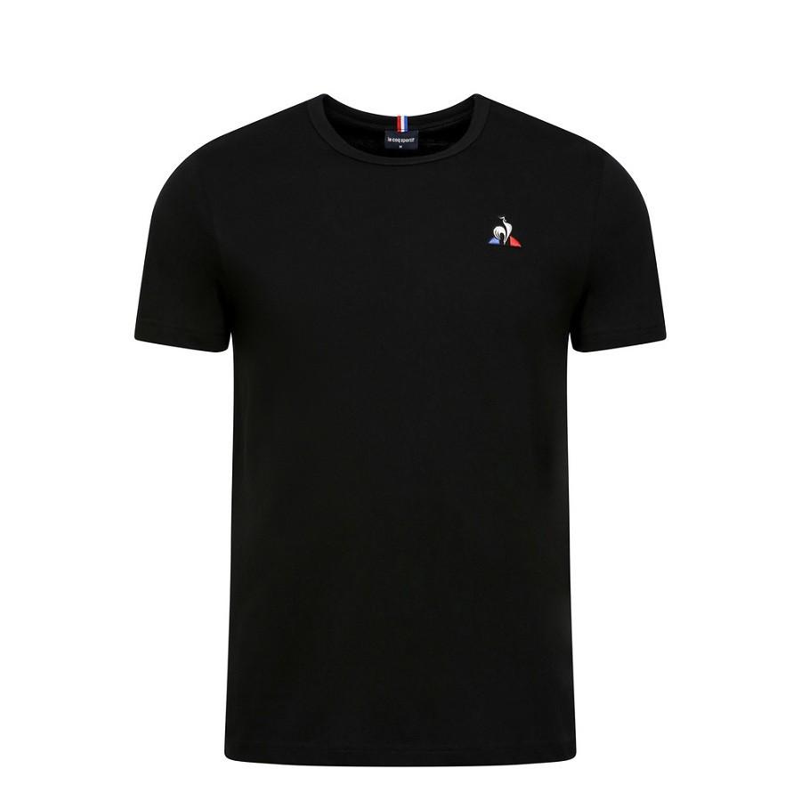 Camiseta Le Coq Sportif Essentiels Ess Tee SS N°2 Preta
