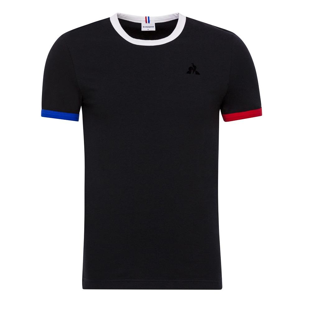 Camiseta Le Coq Sportif Essentiels Preto