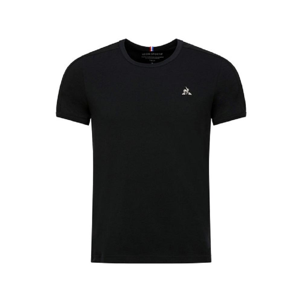 Camiseta Le Coq Sportif Tech Tee Ss N.1 M Masculino Preto