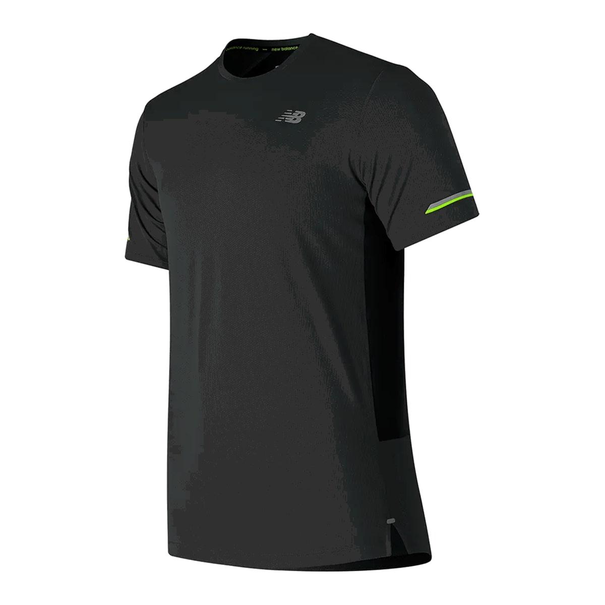 Camiseta New Balance 2.0 Ice Masculino Preto