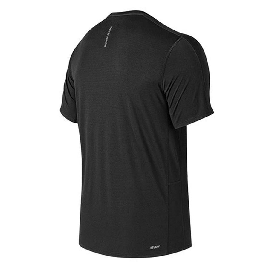 Camiseta New Balance M/C Masculino Preto