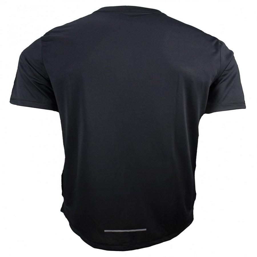 Camiseta Nike Dri-FIT Miler Ss Masculina Preto
