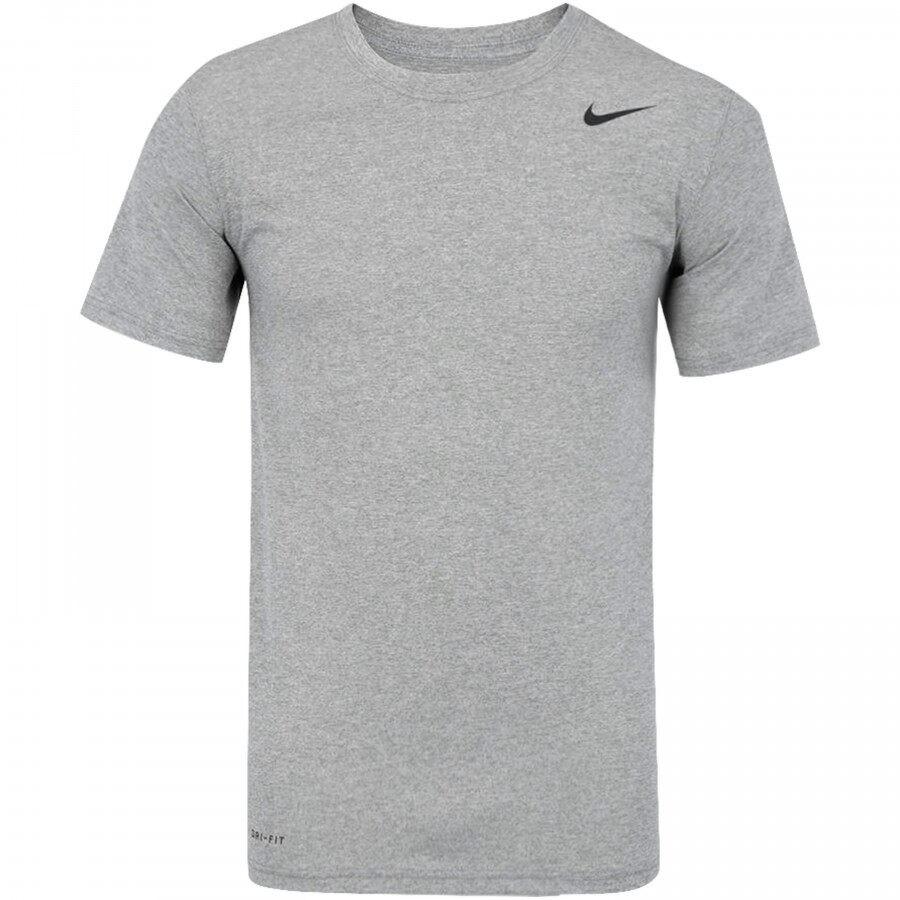 Camiseta Nike Dry Tee LGD 2.0 Masculina Cinza