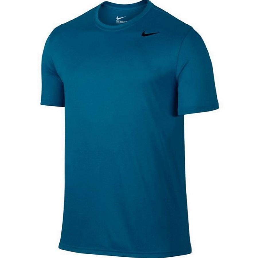 Camiseta Nike Dry Tee Lgd Masculina Azul
