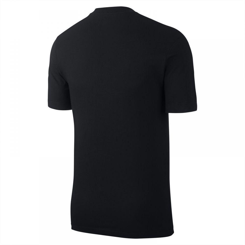 Camiseta Nike Estampa Just Do It Swoosh Masculina Preto