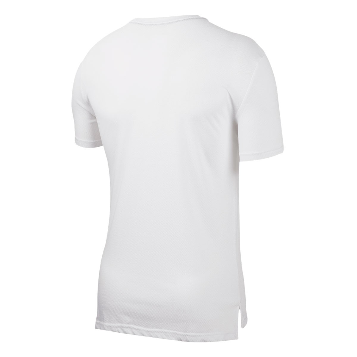 Camiseta Nike Hiper Dry SS GFX Branco