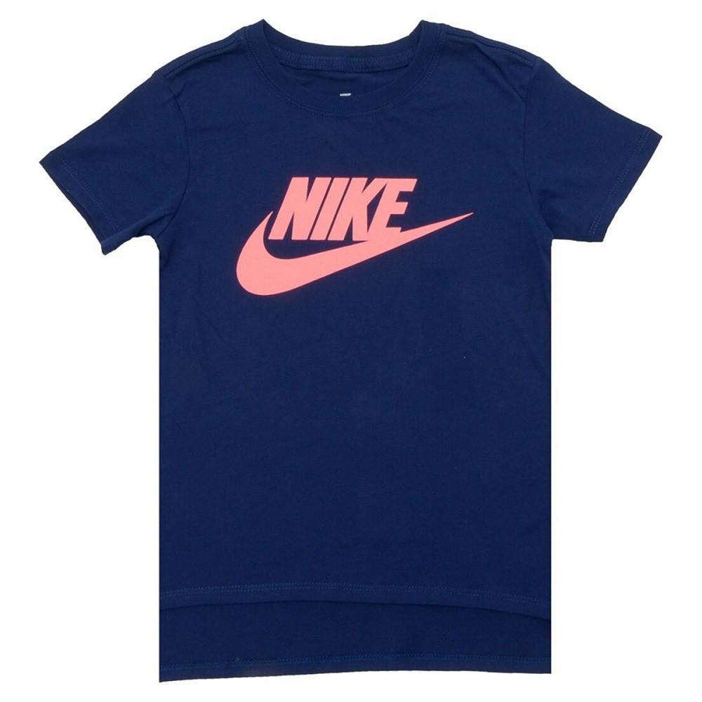Camiseta Nike Liso - Azul - Infantil