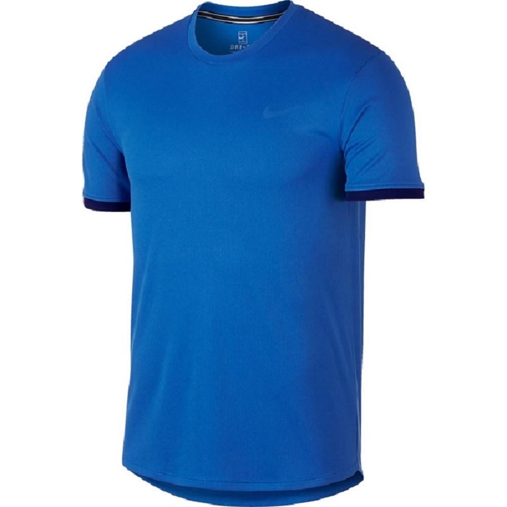 Camiseta Nike M-C Dry Top SS Azul