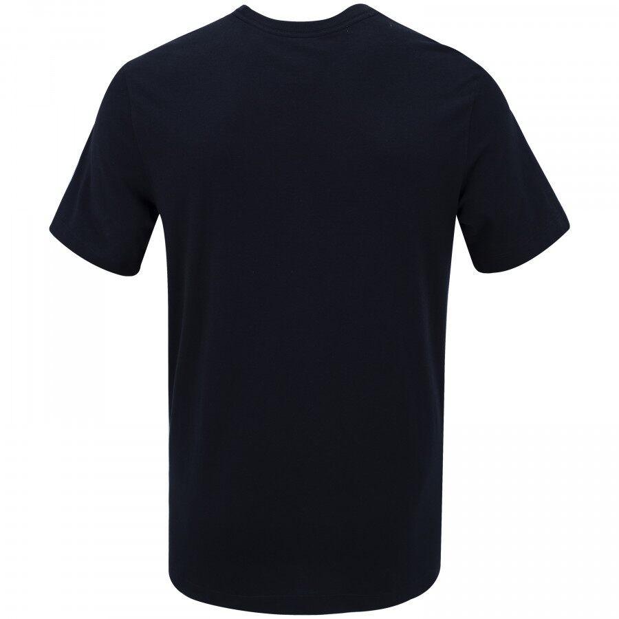 Camiseta Nike NSW Camo Masculina Preto