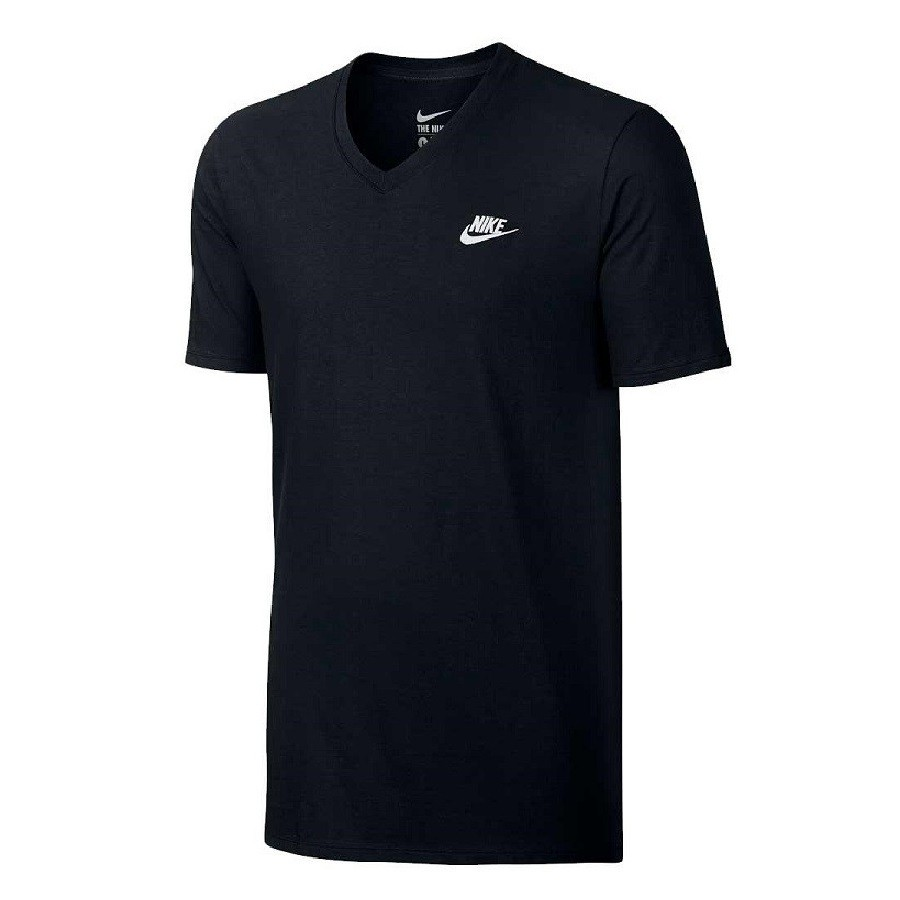 Camiseta Nike Nsw Vnk Club Masculina Preta