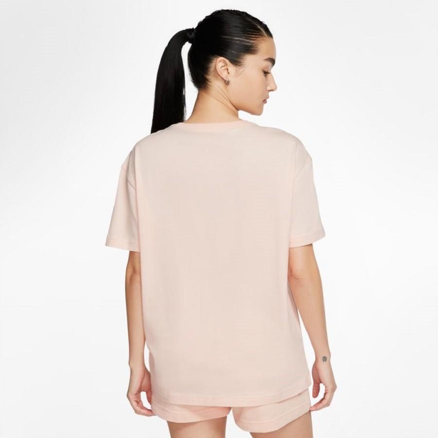 Camiseta Nike Summer Fu Feminina Rosa