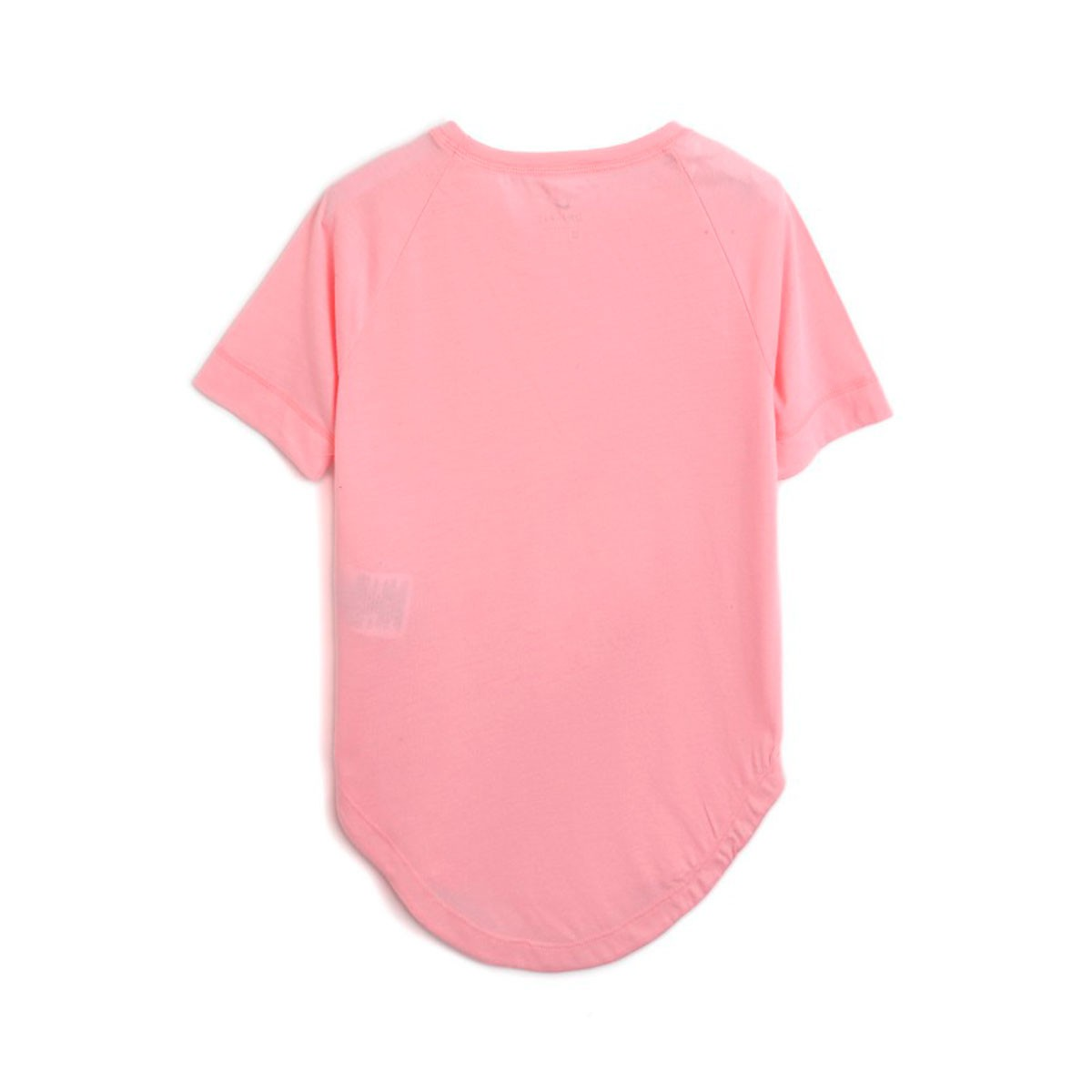 Camiseta Nike Trophy Dry Top GFX Infantil Rosa
