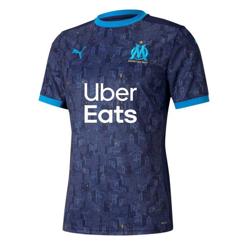 Camiseta Olympique de Marseille Away 20/21