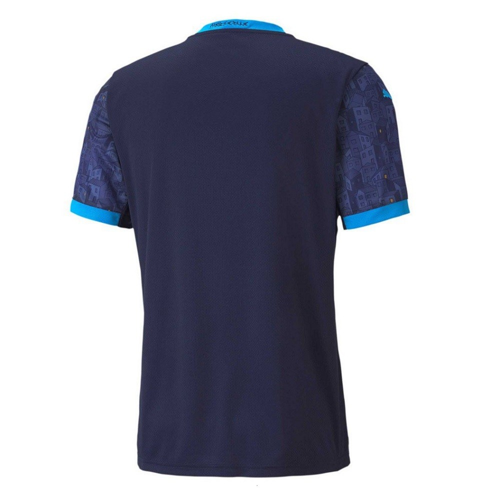 Camiseta Olympique de Marseille Away 20/21