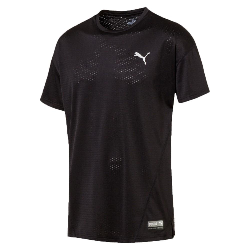 Camiseta Puma ACE SS Tee Masculina - Preto