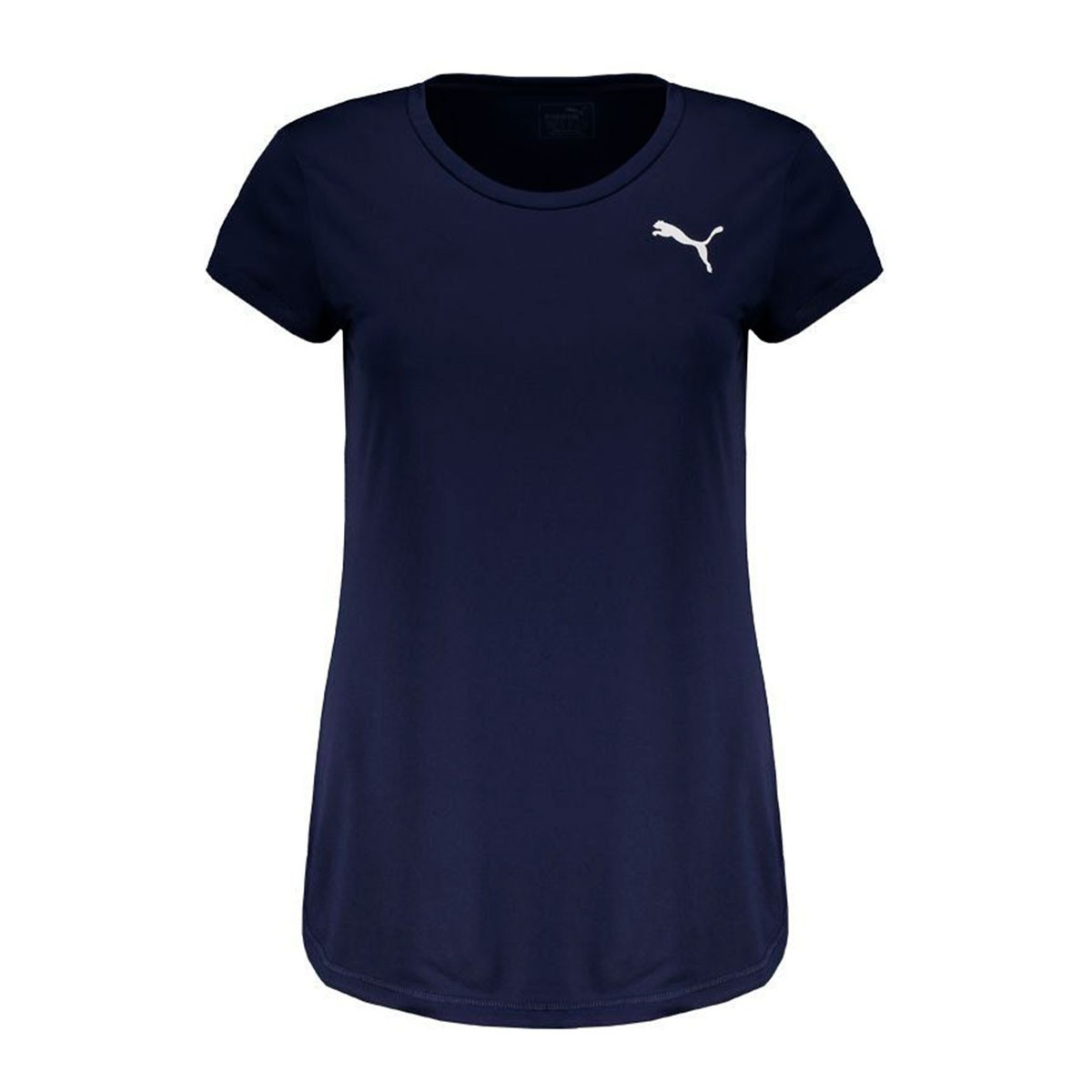 Camiseta Puma Active Feminina - Marinho