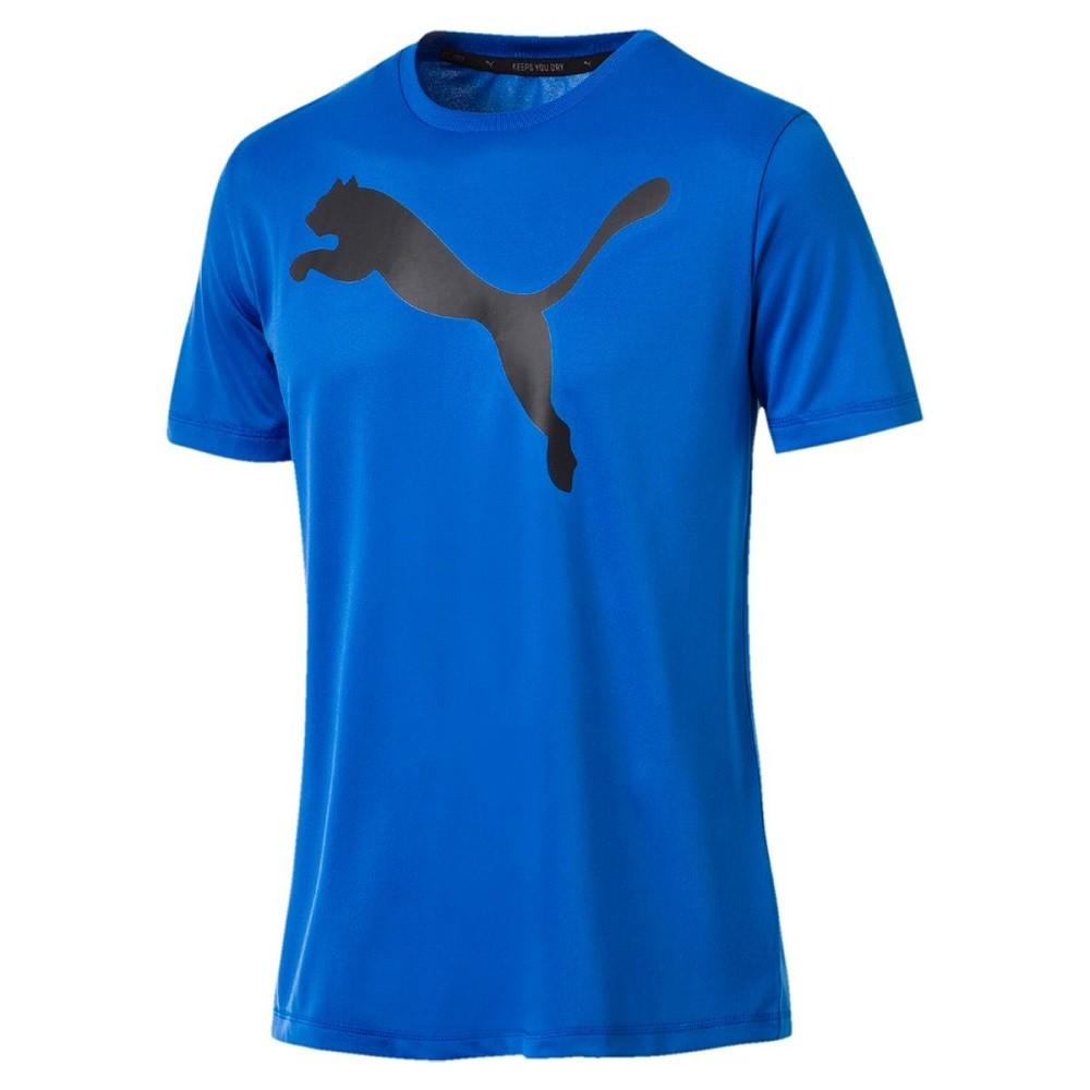 Camiseta Puma Active Masculino Azul