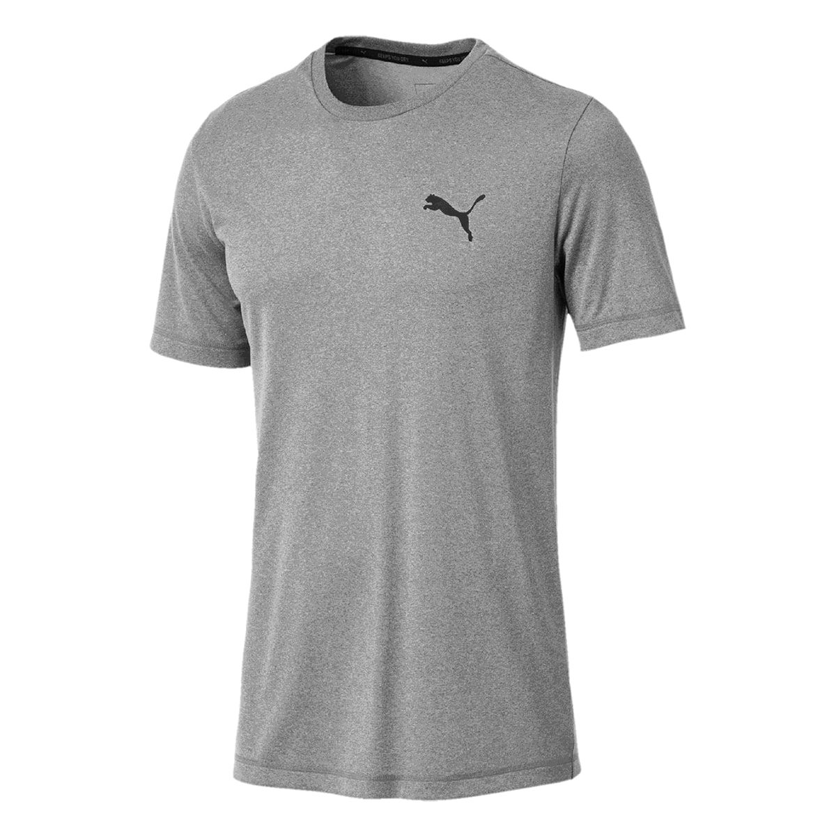 Camiseta Puma Active Masculino Cinza Claro