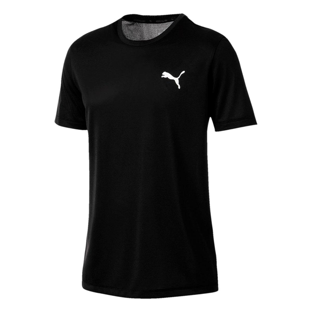 Camiseta Puma Active Masculino Preto