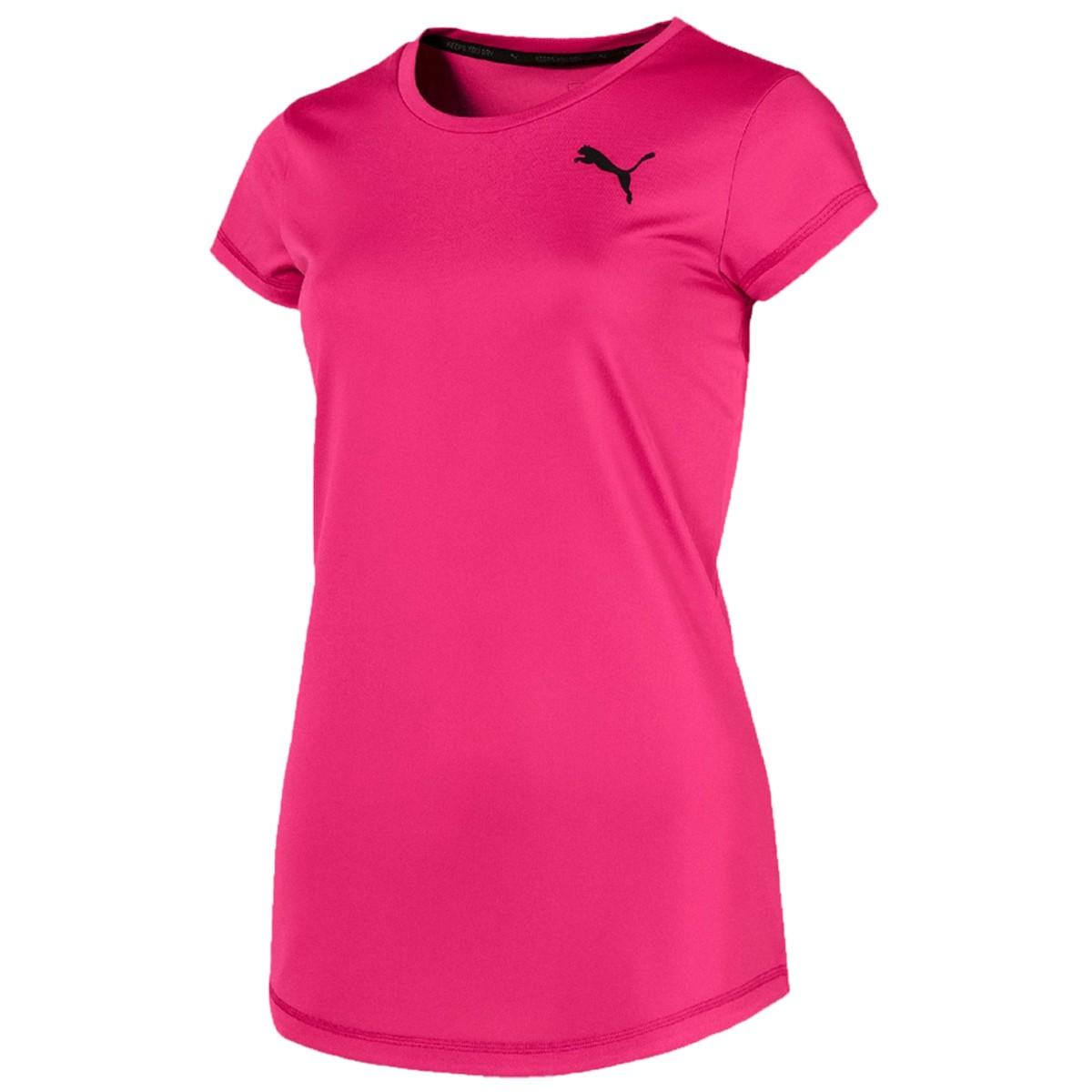 Camiseta Puma Active Tee - Feminina - Pink
