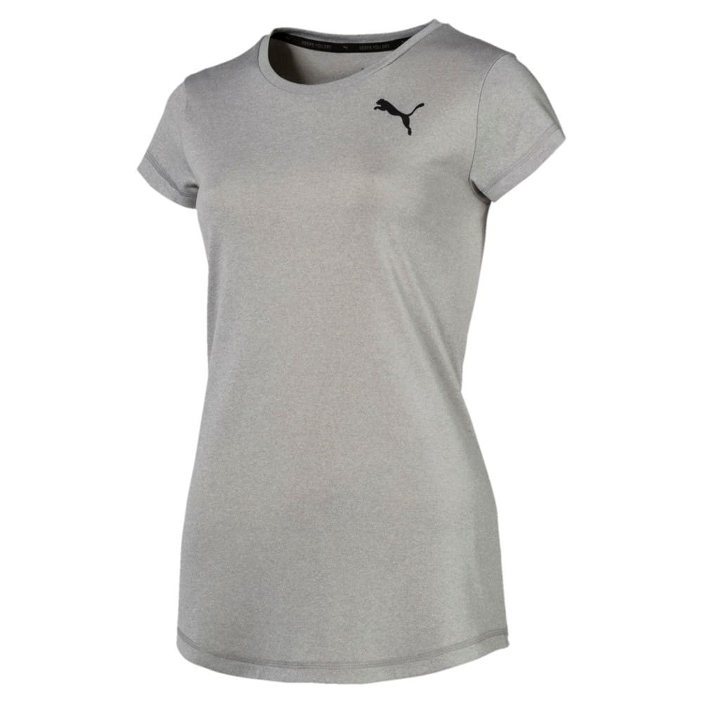Camiseta Puma Active Tee Feminino Cinza