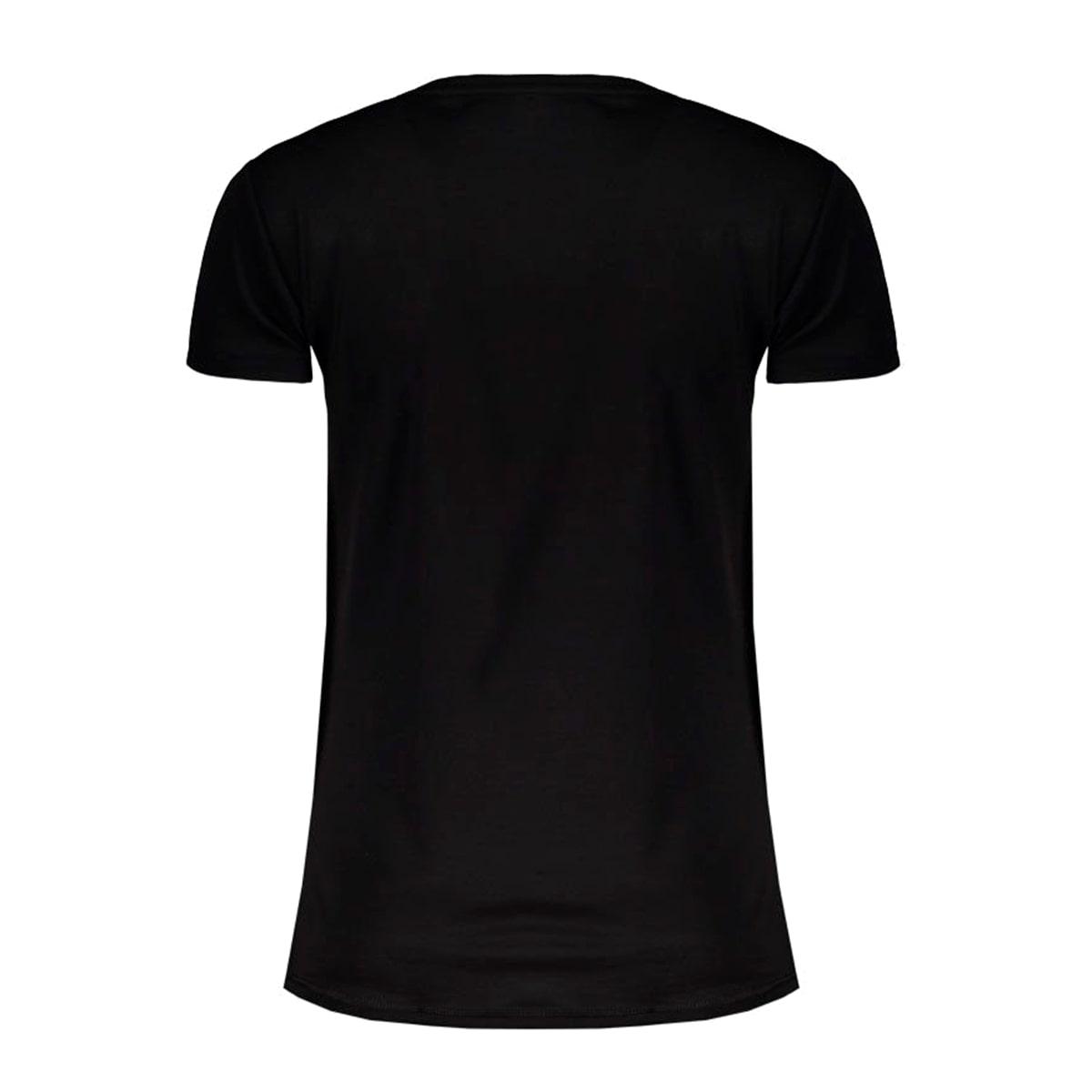Camiseta Puma Active Tee Infantil Feminina Preto