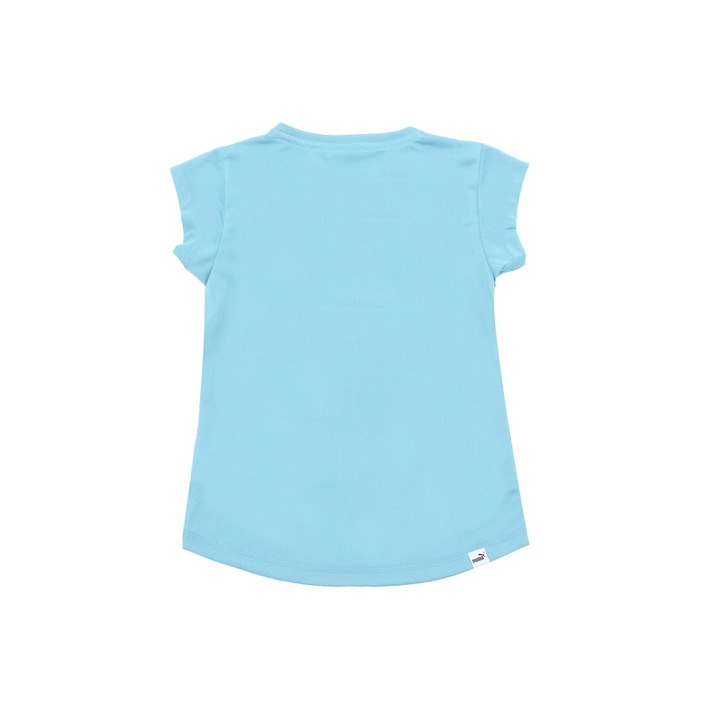 Camiseta Puma Active Tee Infantil Milky Blue