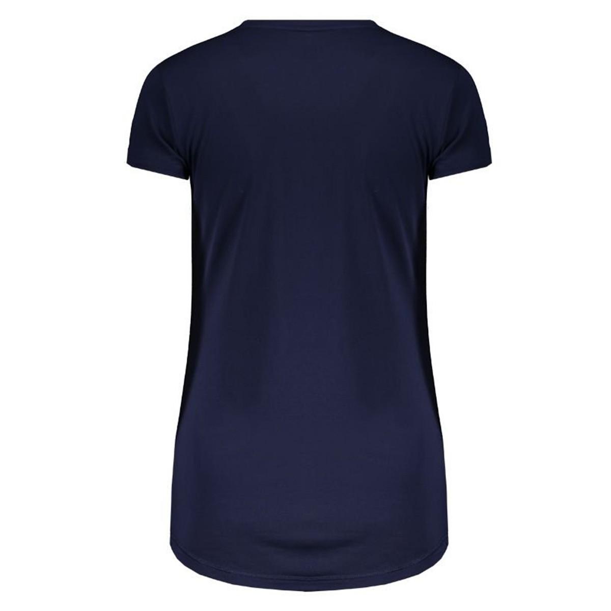 Camiseta Puma Active Tee Peacoat - Azul Marinho - Feminina
