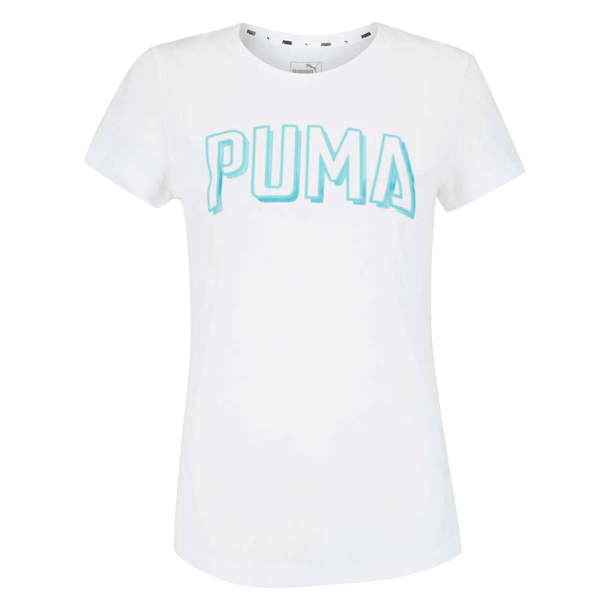 Camiseta Puma Athletics Feminino Branco