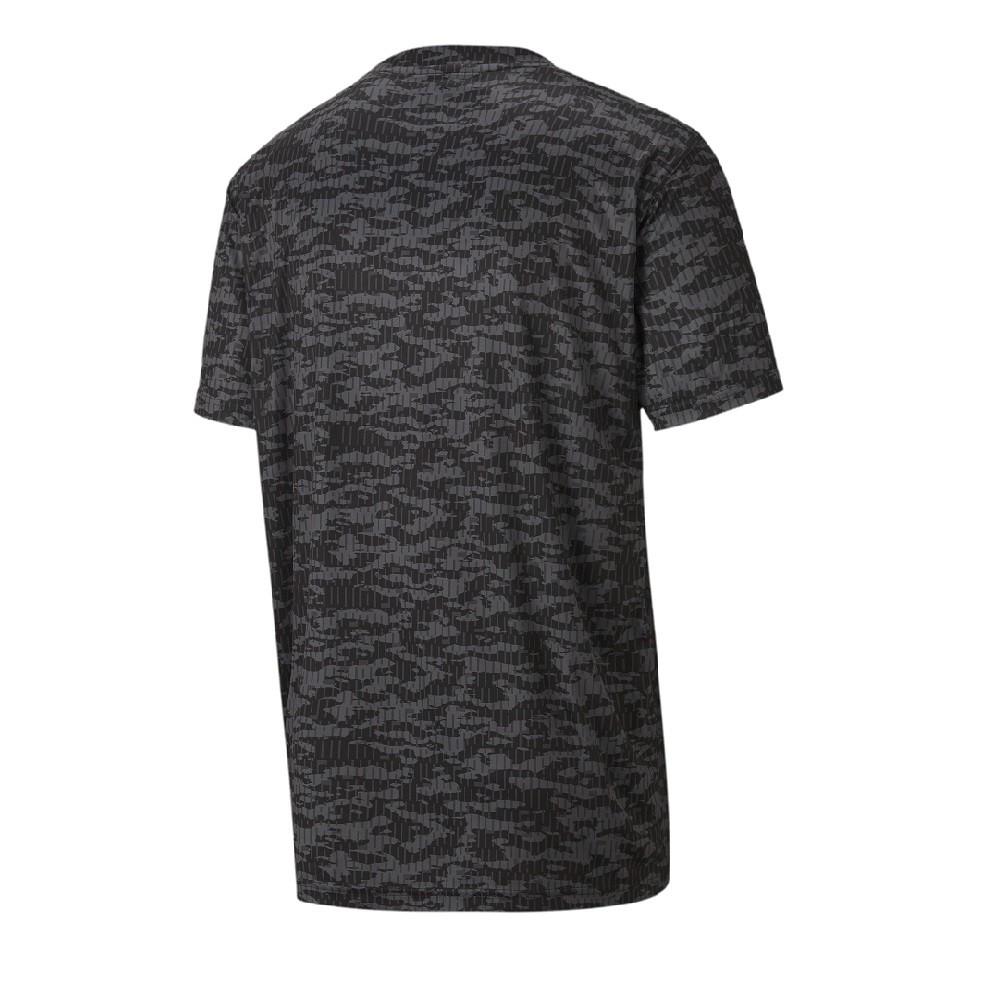 Camiseta Puma Camuflada Masculina