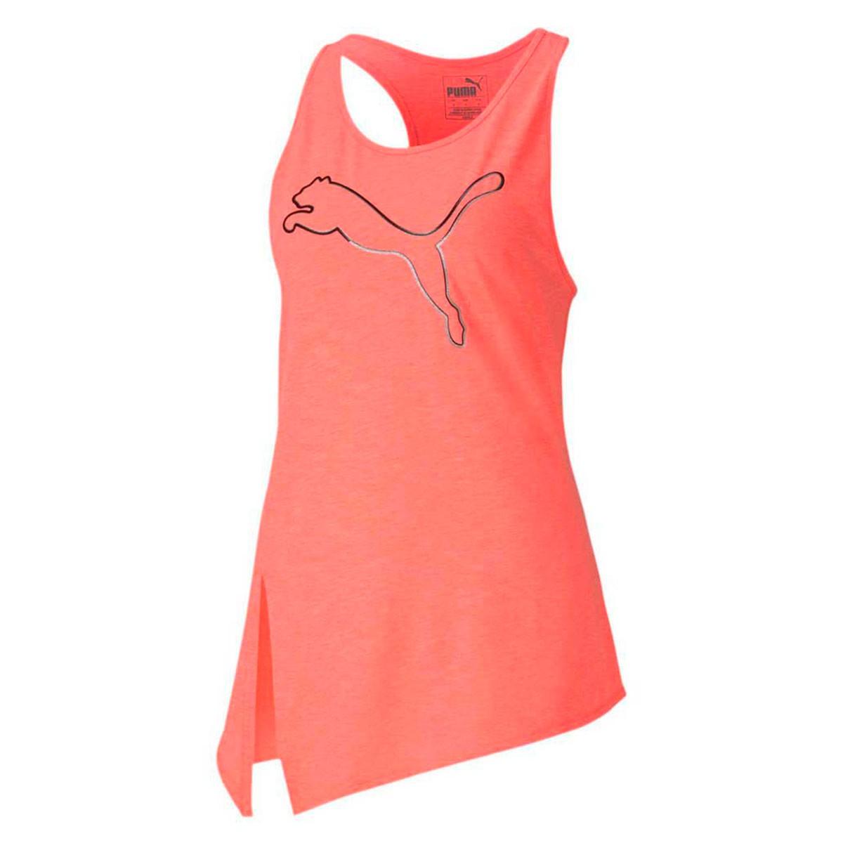 Camiseta Puma Logo Tie Tank Feminina