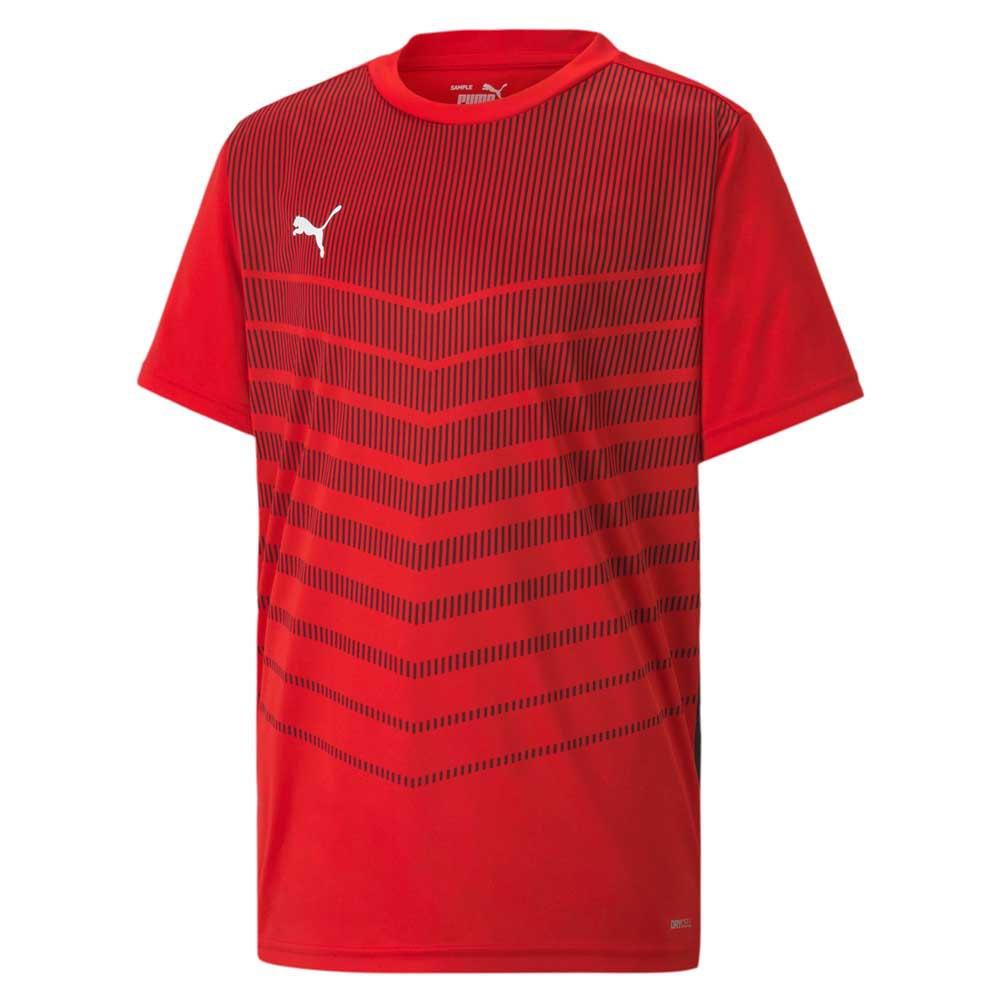 Camiseta Puma Play Graphic Vermelha