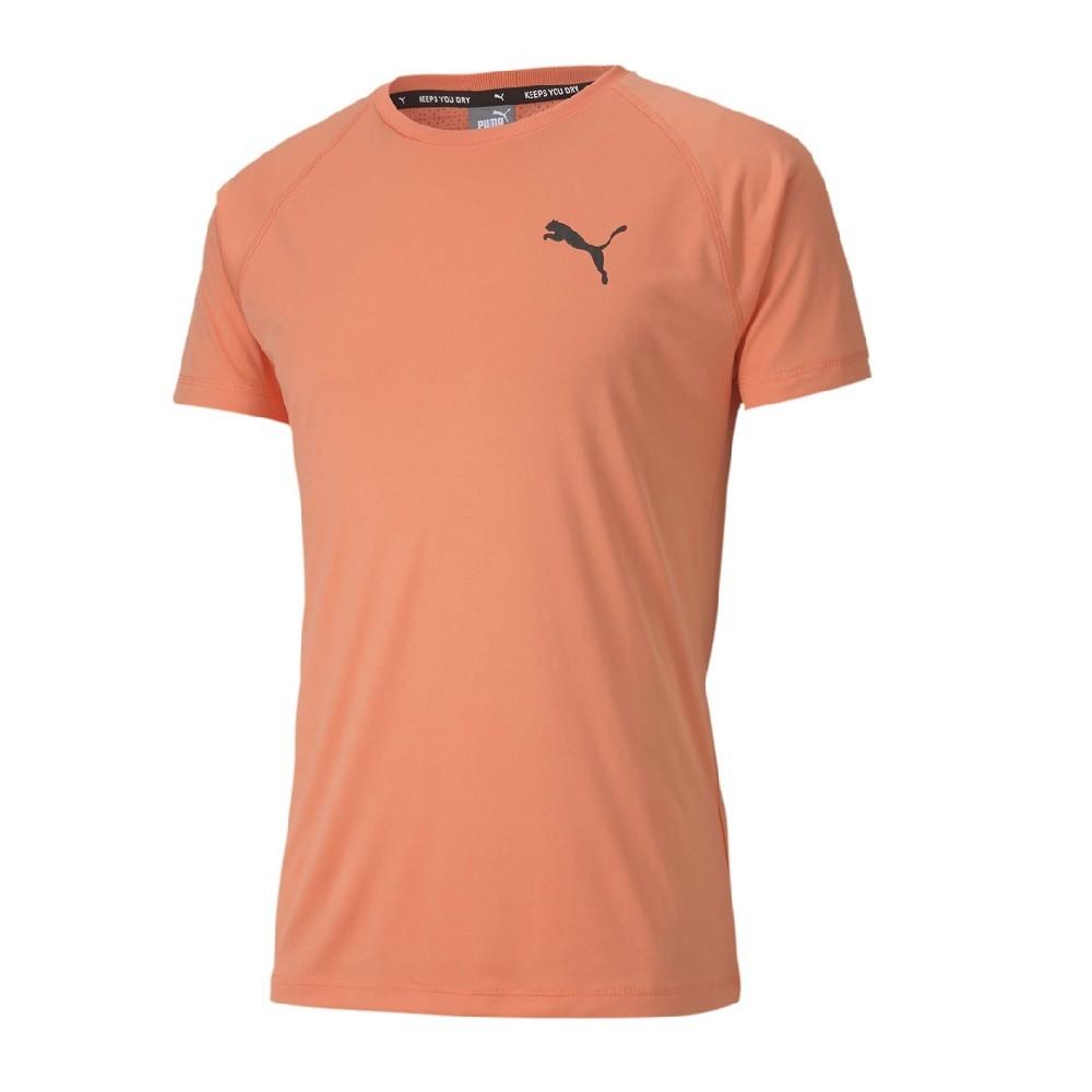 Camiseta Puma RTG Salmão