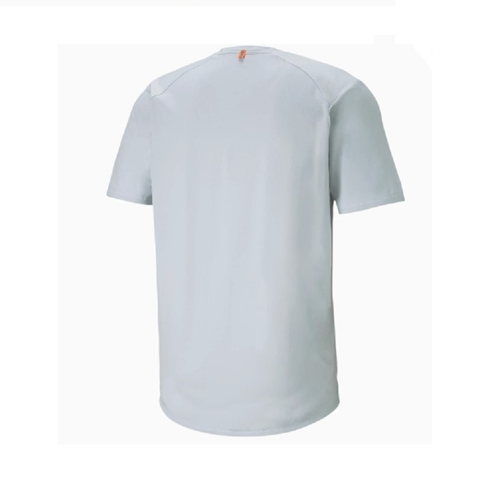 Camiseta Puma Run COOLadapt Tee Masculino Cinza