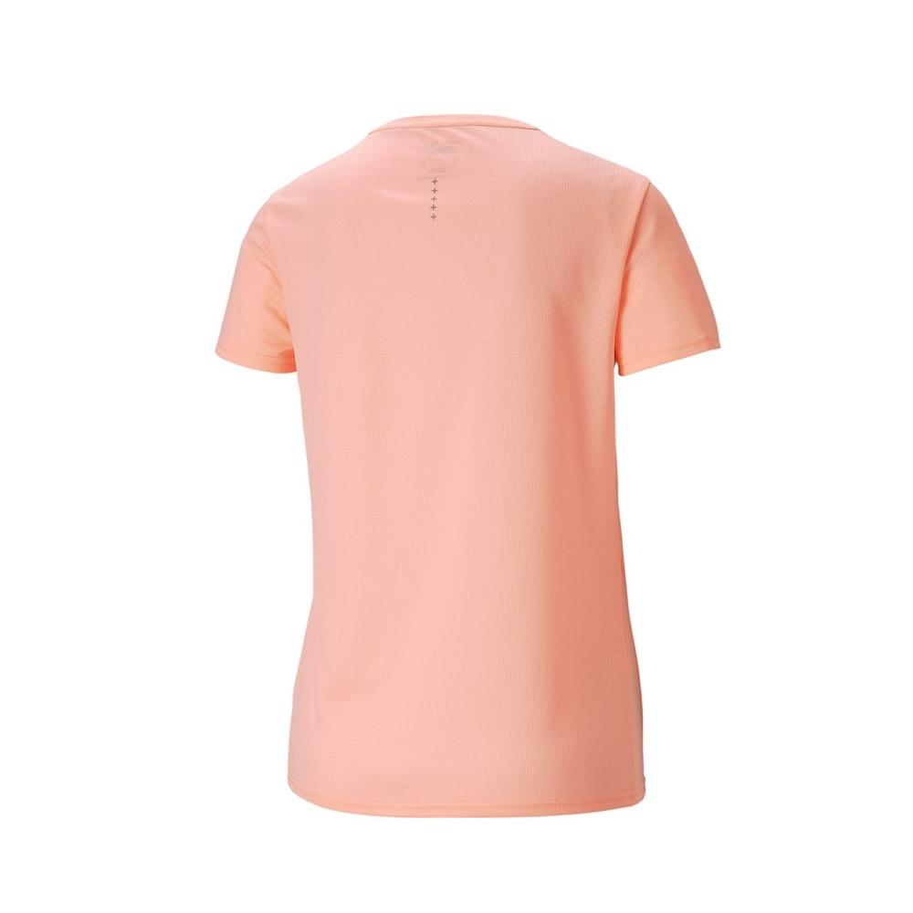 Camiseta Puma Run Favorite SS Tee W Feminino Coral